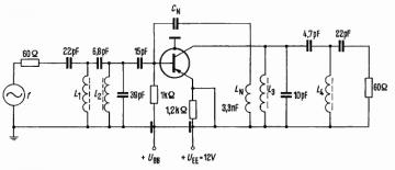 AF 200, Tube AF200; Röhre AF 200 ID33915, Transistor