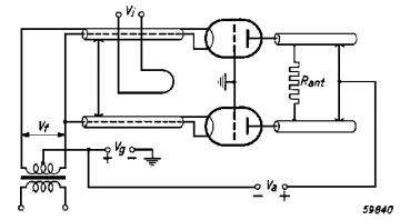 TB 3/750, Tube TB3/750; Röhre TB 3/750 ID22449, Transmitting