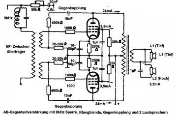 AL 4/375, Tube AL4/375; Röhre AL 4/375 ID19667, Vacuum Pento