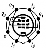 1LC5, Tube 1LC5; Röhre 1LC5 ID3929, Vacuum Pentode