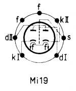 12AL5, Tube 12AL5; Röhre 12AL5 ID3893, Double Diode