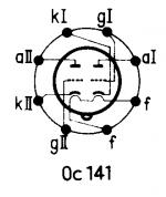 12AH7GT, Tube 12AH7GT; Röhre 12AH7GT ID5279, Double Triode