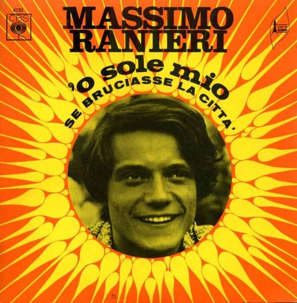O sole mio Massimo Ranieri