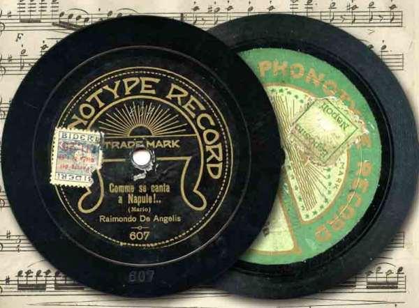 Phonotype record