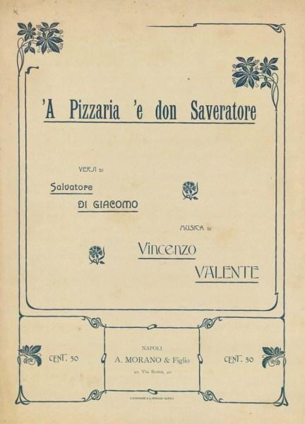 A pizzaria e don Saveratore