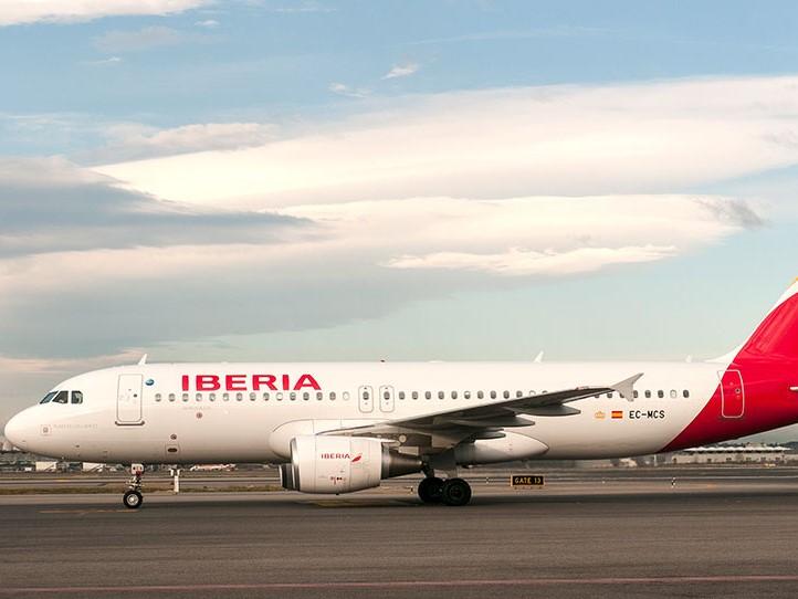 Fuente: Iberia