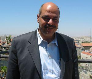 Nabil Khatib, professor of mass communications at Bir Zeit University