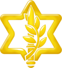Emblem of the Israeli Defense Forces (IDF)