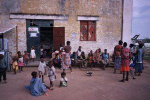 Feeding centre