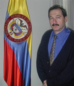Eduardo Cifuentes, Colombia's National Ombudsman