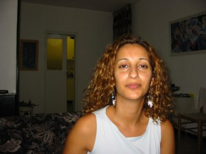 Revital, 30-year-old Arab-Israeli living in Jaffa