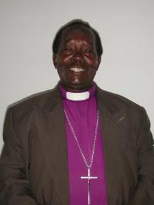 Bishop Christopher Ssenyonju