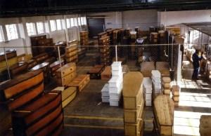 Dove's warehouse