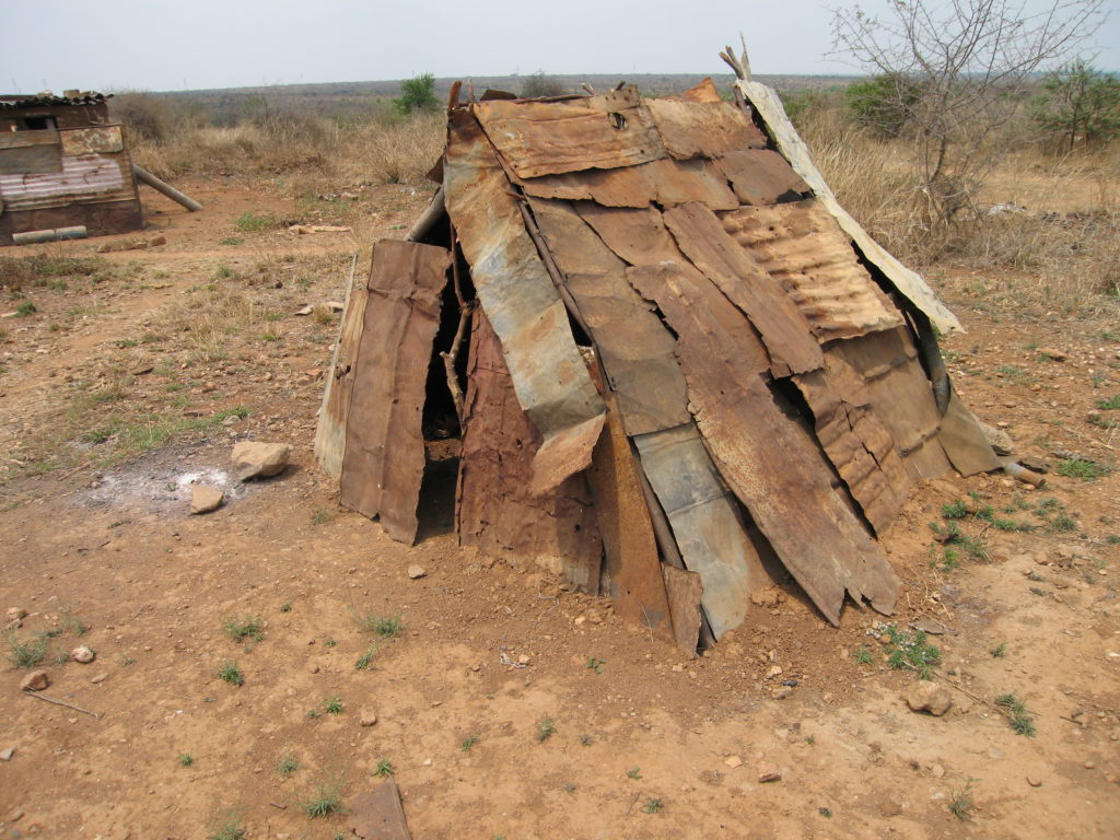 "A ""home"" in Matabeleland"