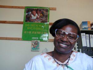 Christiana Thorpe of FAWA