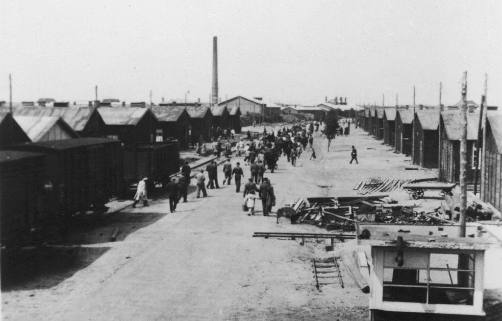 Camp Westerbork, Boulevard des Misères