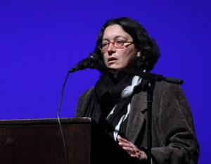 Amira Hass, Ha'aretz journalist