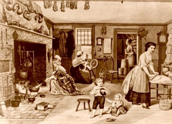 Dutch women in colonial America
