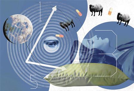 Sheep and insomnia