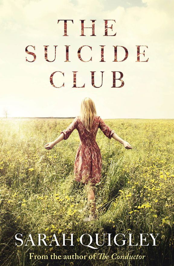 Image result for The suicide club sarah quigley