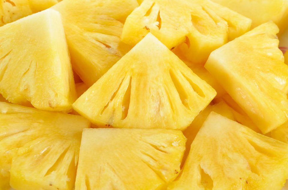 Image result for Cocaine found in fresh pineapples!