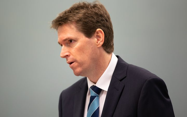 Colin Craig presents his defamation case against former press secretary Rachel MacGregor in the High Court in Auckland.