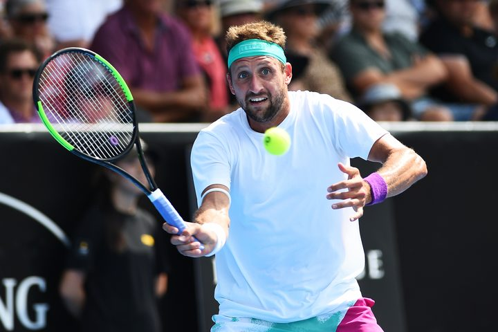 Sandgren Too Strong For Norrie In Asb Classic Final Rnz News