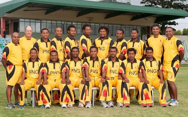 Image result for Papua New Guinea cricket