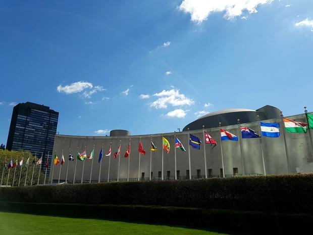 United Nations, New York.