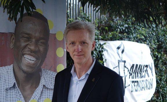 Amnesty International New Zealand's executive director Grant Bayldon.