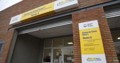 Comuna 7: El barrio porteño de Flores, ya cuenta con un nuevo centro de salud