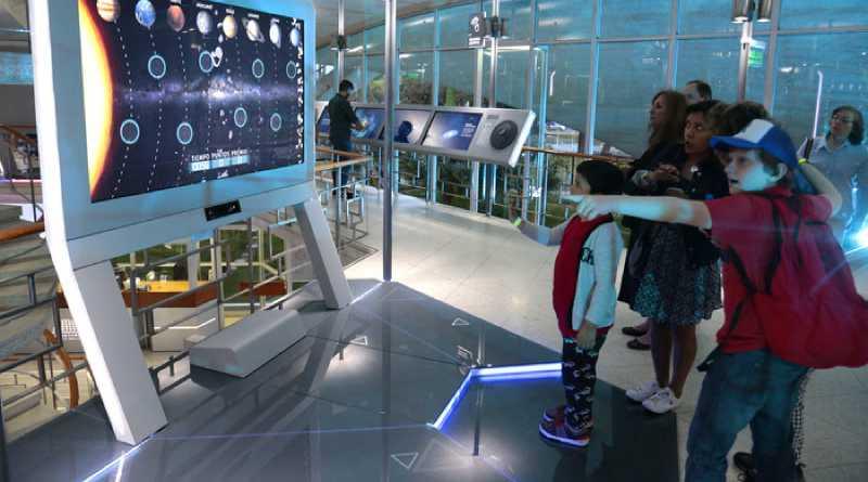 Desde el sábado 20 de julio al domingo 4 de agosto: Vacaciones de invierno en el Planetario