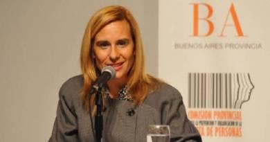 """Silvia La Ruffa: """"Hemos constituido un espacio de una pluralidad enorme"""""""