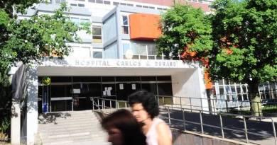 Trabajadores del Hospital Durand denuncian abandono del nosocomio