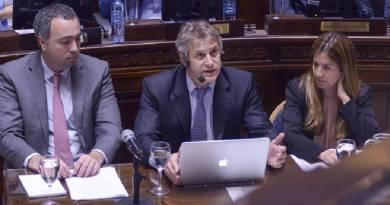 Felipe Miguel fue al Parlamento Porteño y brindó detalles de su gestión por segunda vez en el año