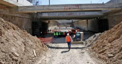 Parque Lineal del Bajo: La Ciudad avanza con las obras