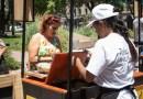 Este viernes comenzó a funcionar La Feria en Bici