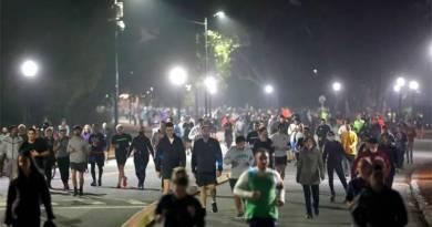 CABA: Preocupa el gran caudal de personas que salen a correr