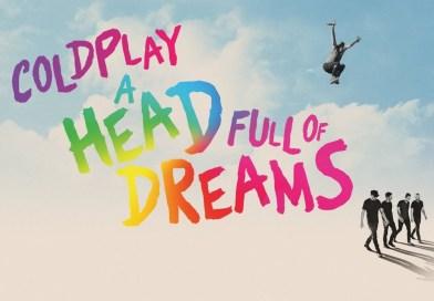 A Head Full Of Dreams – il film dei Coldplay