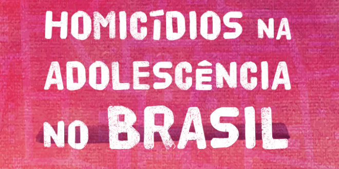 43 mil adolescentes podem ser vítimas de homicídio nos grandes municípios brasileiros entre 2015 e 2021