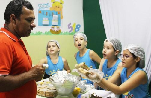Em Petrolina, crianças aprendem na escola a lidar com dinheiro