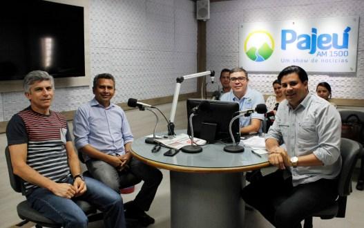 Na Pajeú líderes sindicais fazem defesa de Lula e reafirmam ser contra aliança com PSB