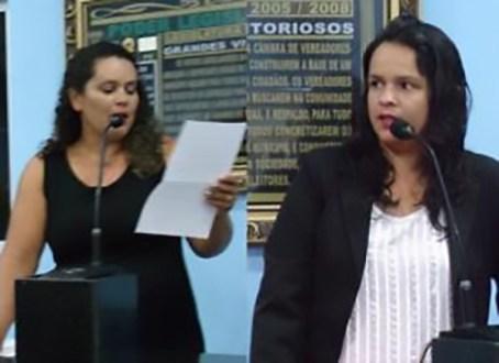 """Na votação do Novo Código Tributário duas vereadoras de Solidão trocaram """"abstenção por abstinência"""""""