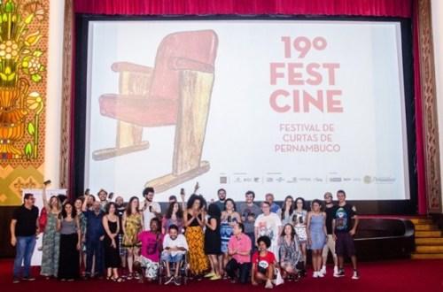 Filme Lampião e o Fogo da Serra Grande vence Troféu Fernando Spencer no FestCine 2017