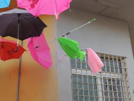 São José do Egito: Prefeitura lamenta vandalismo no Beco das Sombrinhas