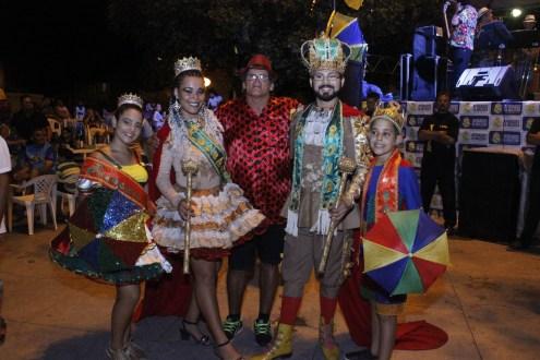 Afogados: veja fotos da abertura oficial do carnaval 2018