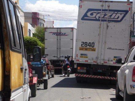 Afogados pode seguir exemplo de Tabira no disciplinamento do Trânsito