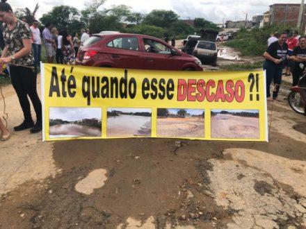 Tabirenses se uniram em defesa de estrada com Água Branca