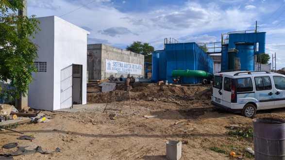 COMPESA anuncia ampliação da rede de abastecimento d'água de Tabira