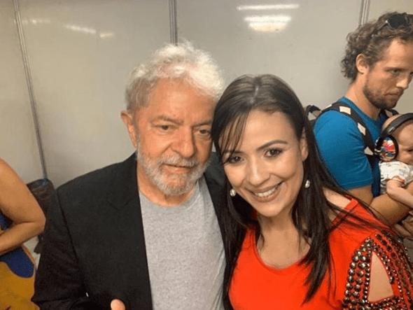 Márcia Conrado se filiará ao PT e vai colar imagem de campanha a ...
